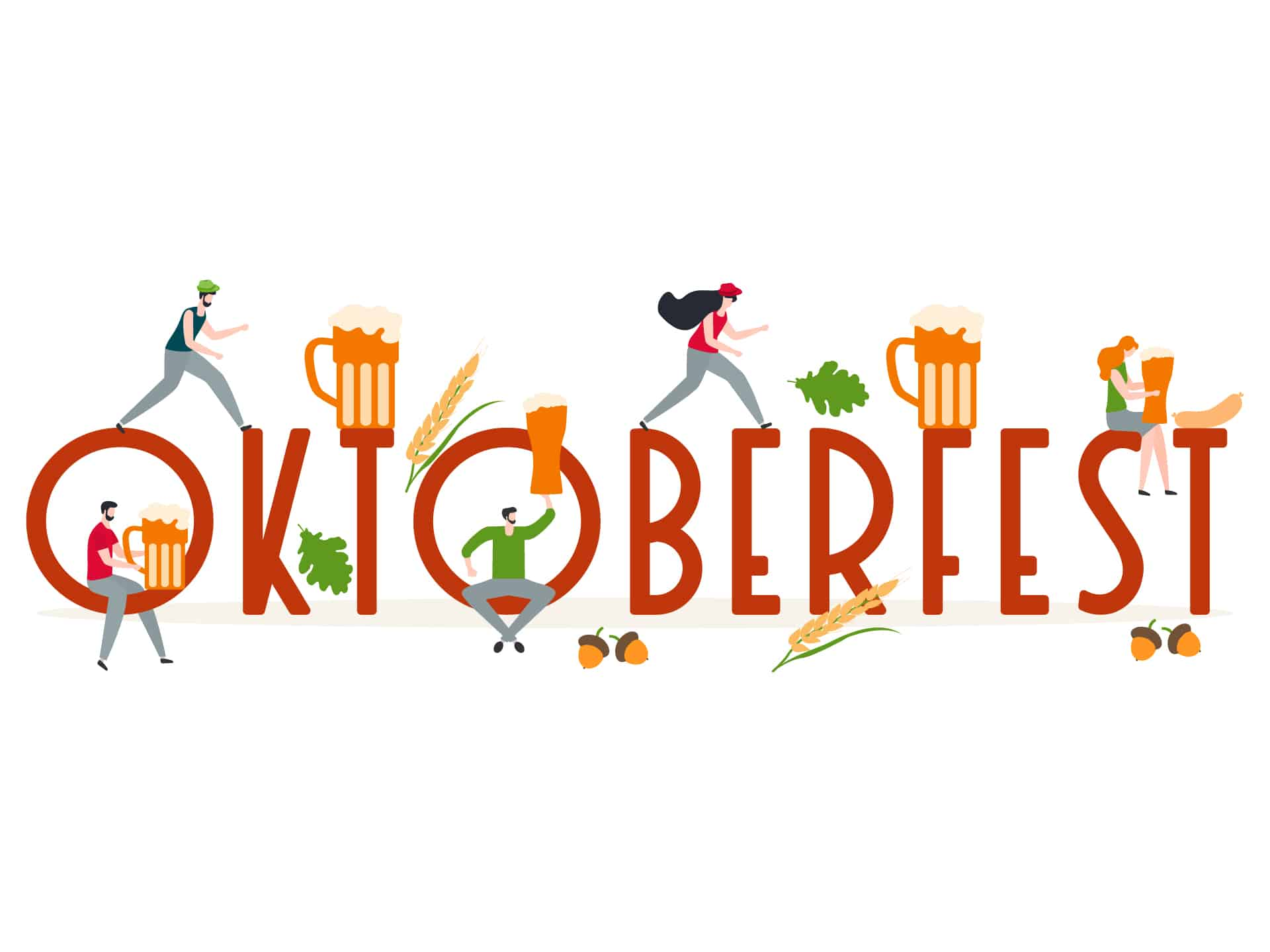 West Virginia Public Theatre's Oktoberfest Image