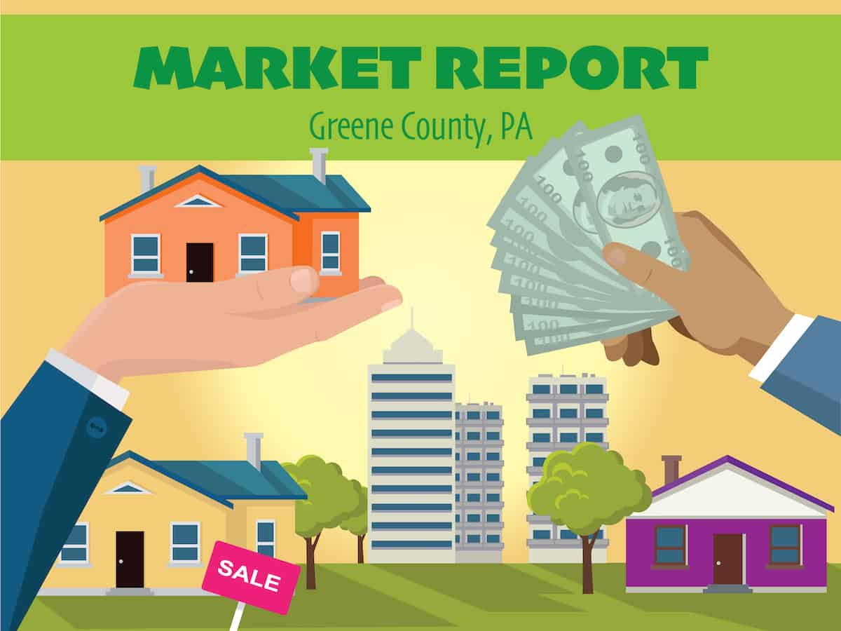 Greene County, PA Market Report Image