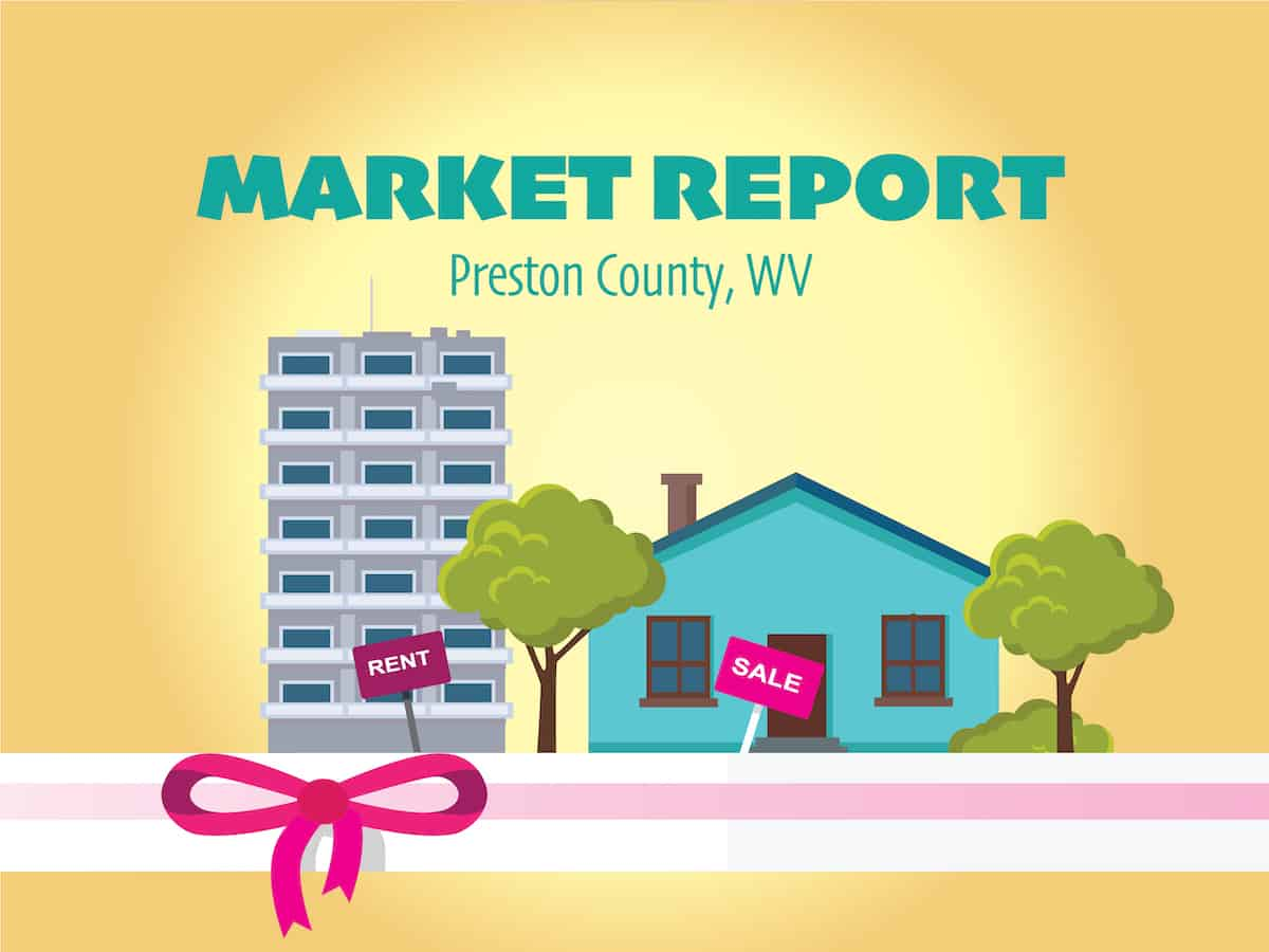 Preston County WV Market Report image
