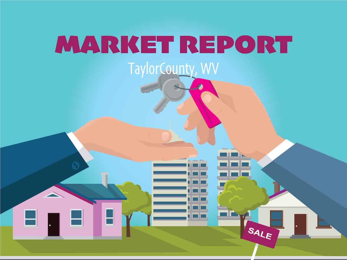 Taylor County WV Market Report image