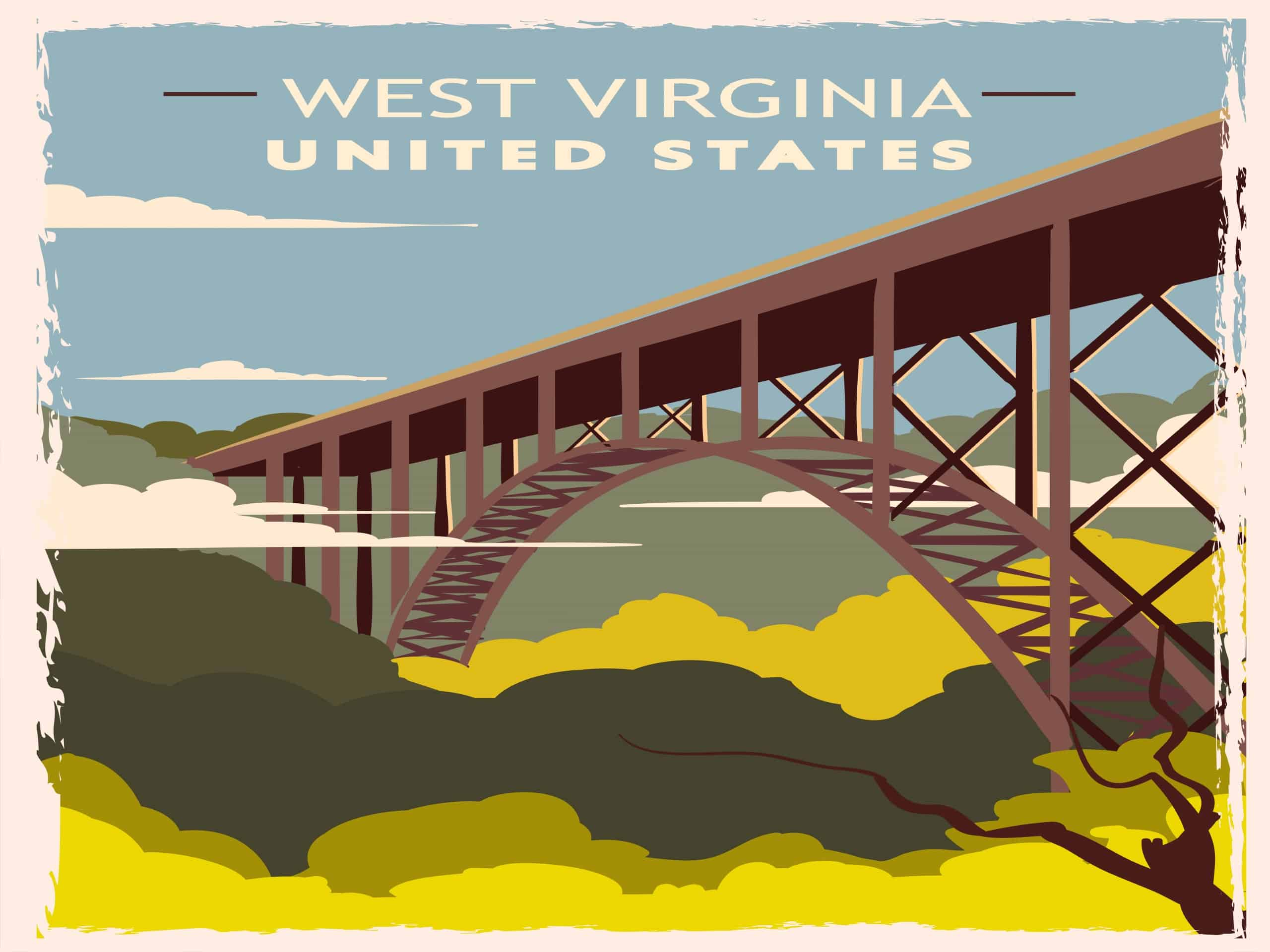 West Virginia's New National Park image