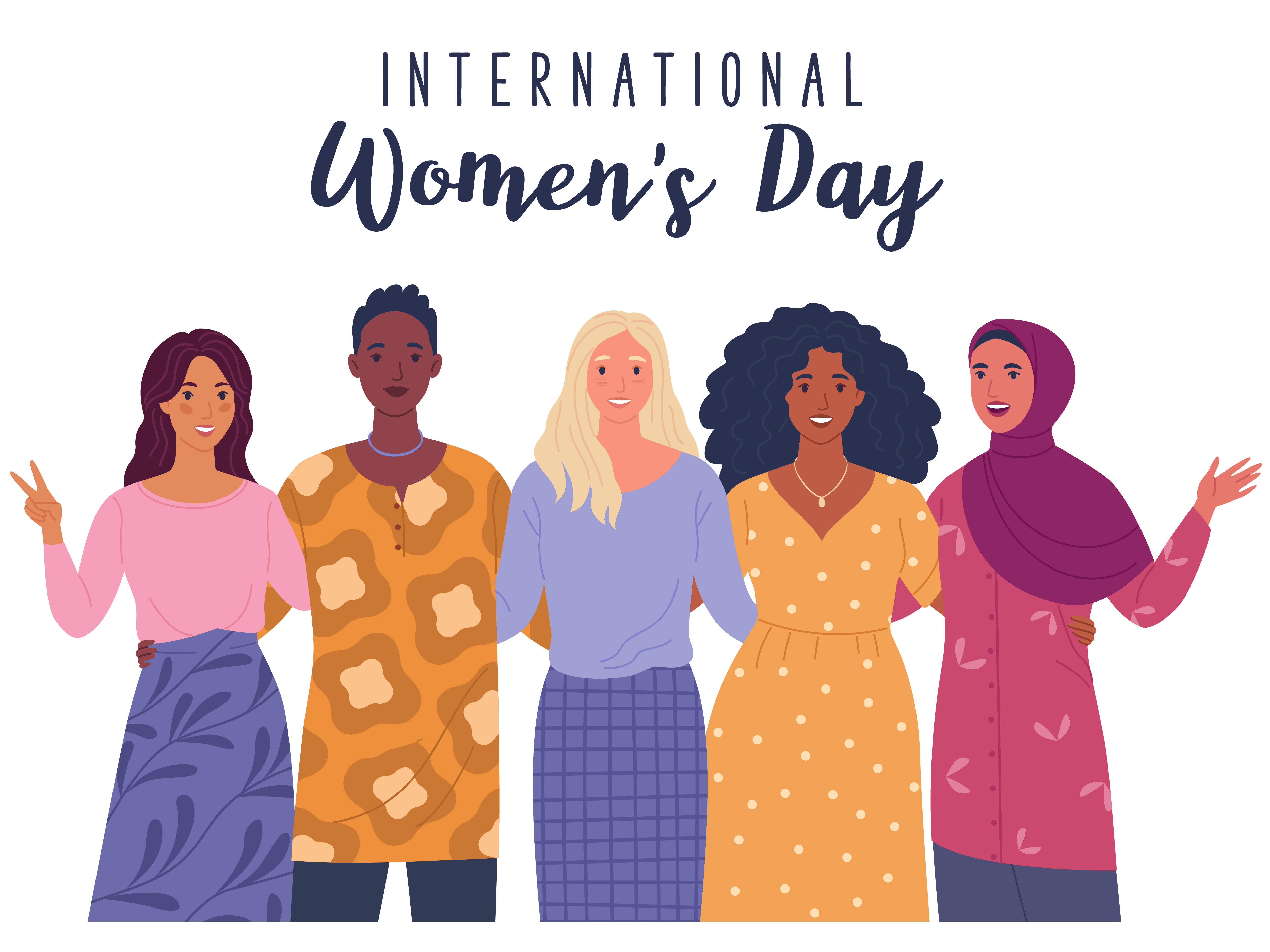 International Womens Day in Morganitown