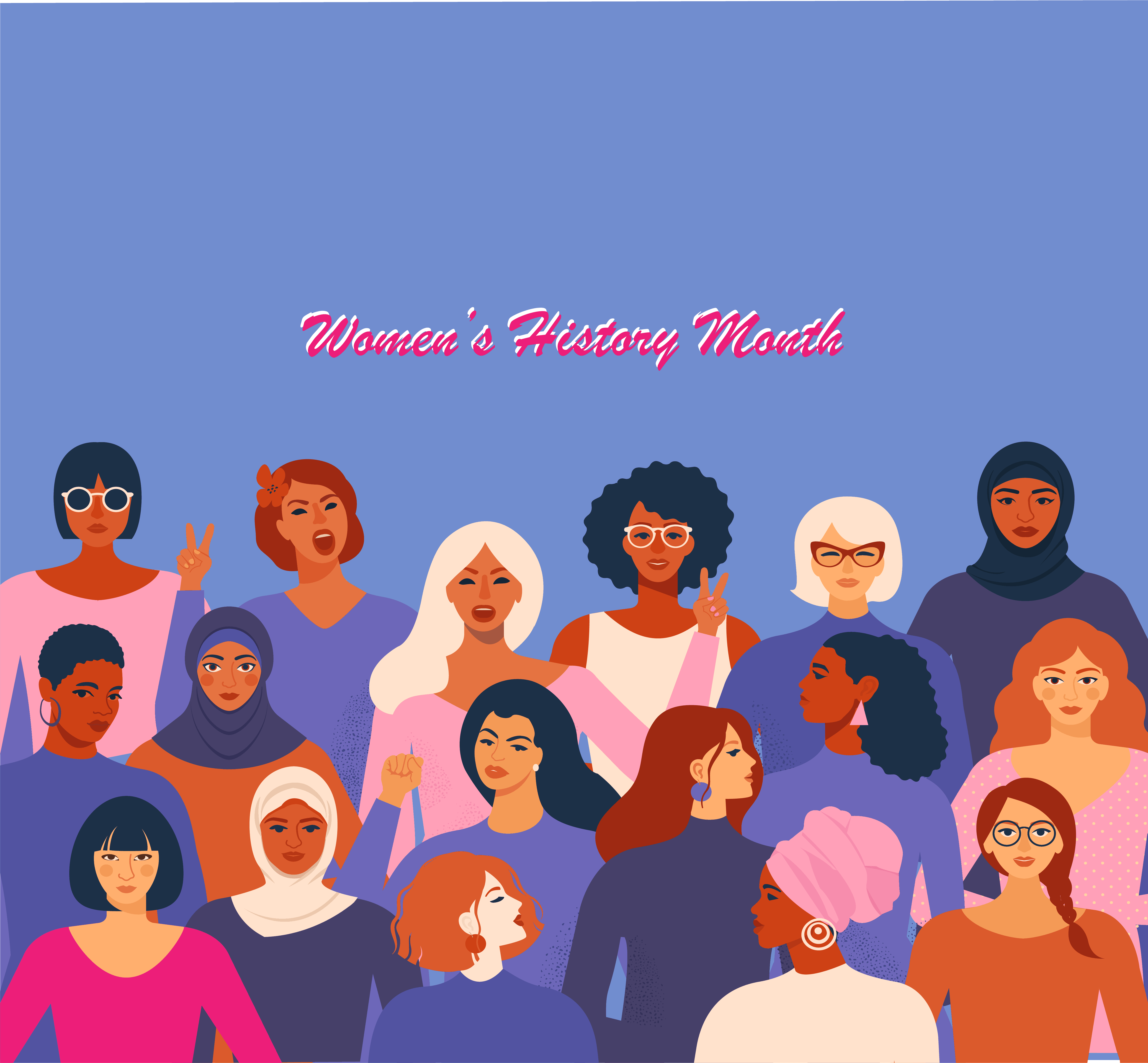 Women's History Month in PA