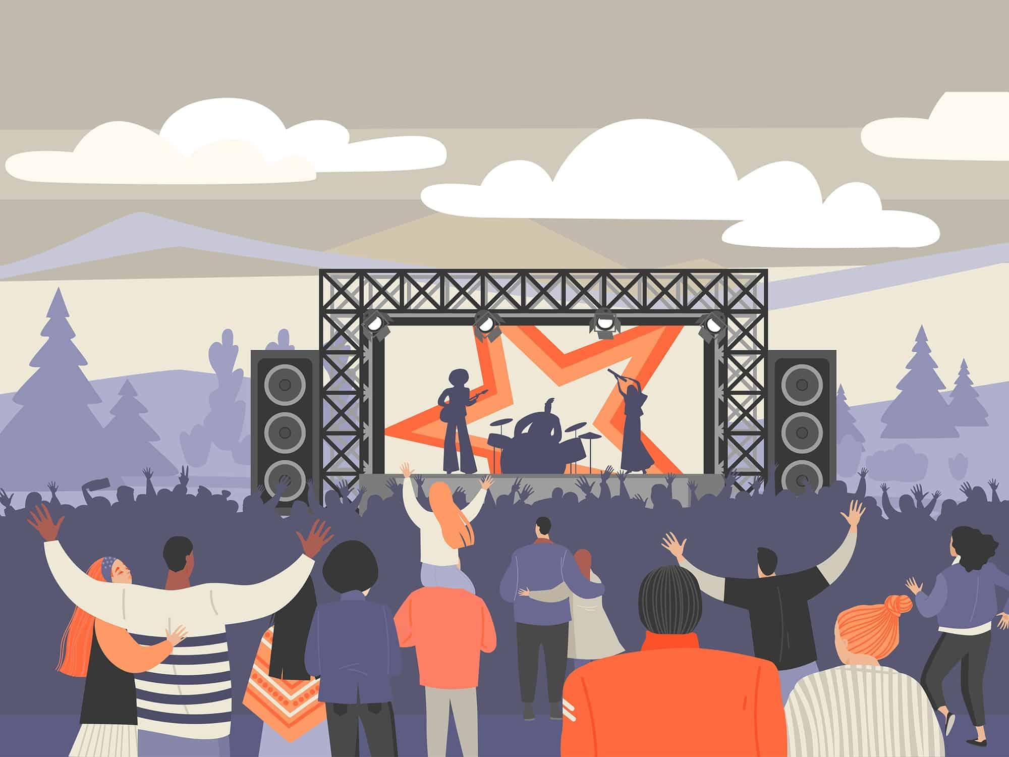 Summer events in Morgantown