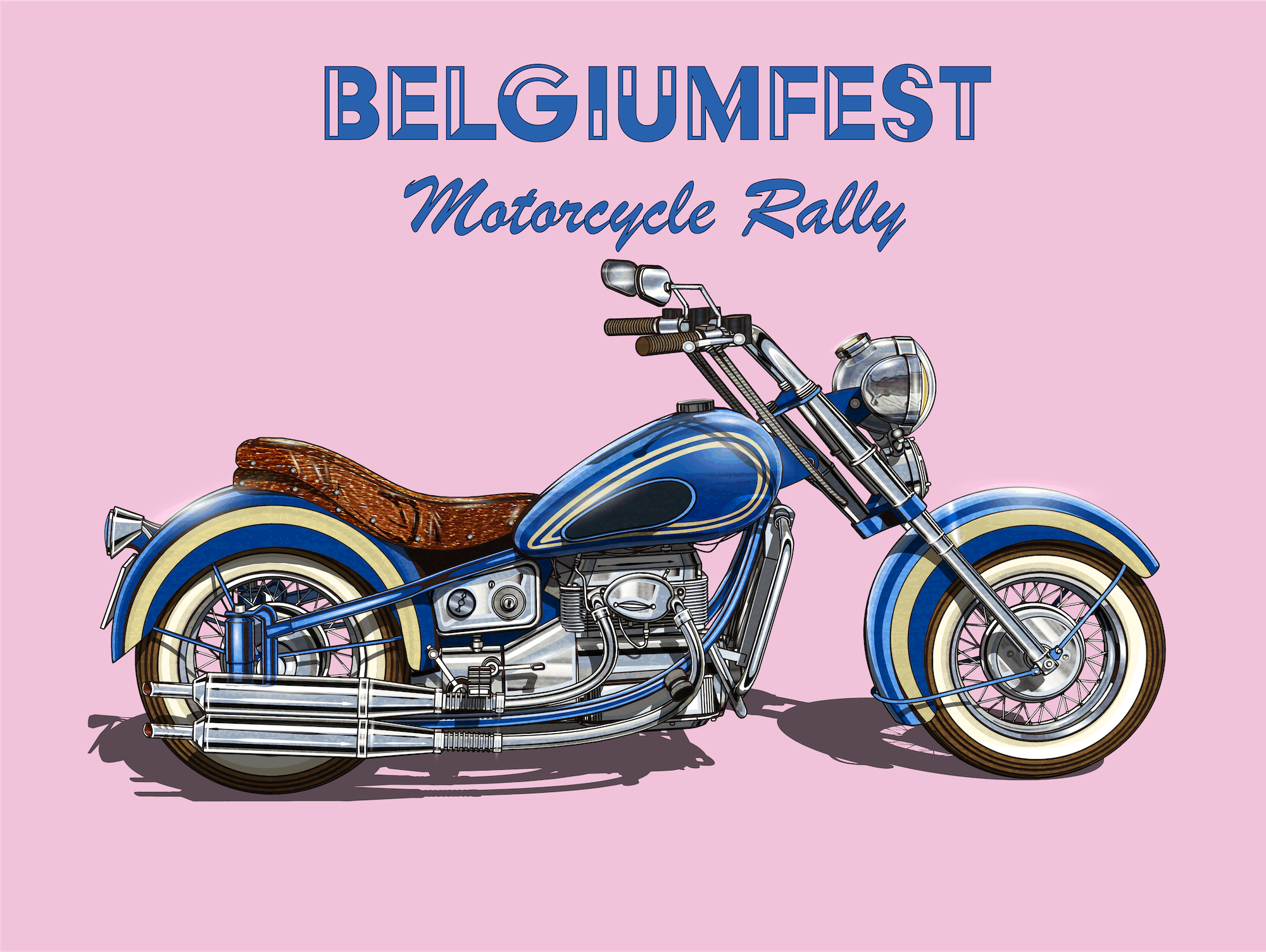 Belgiumfest Motorcycle Rally