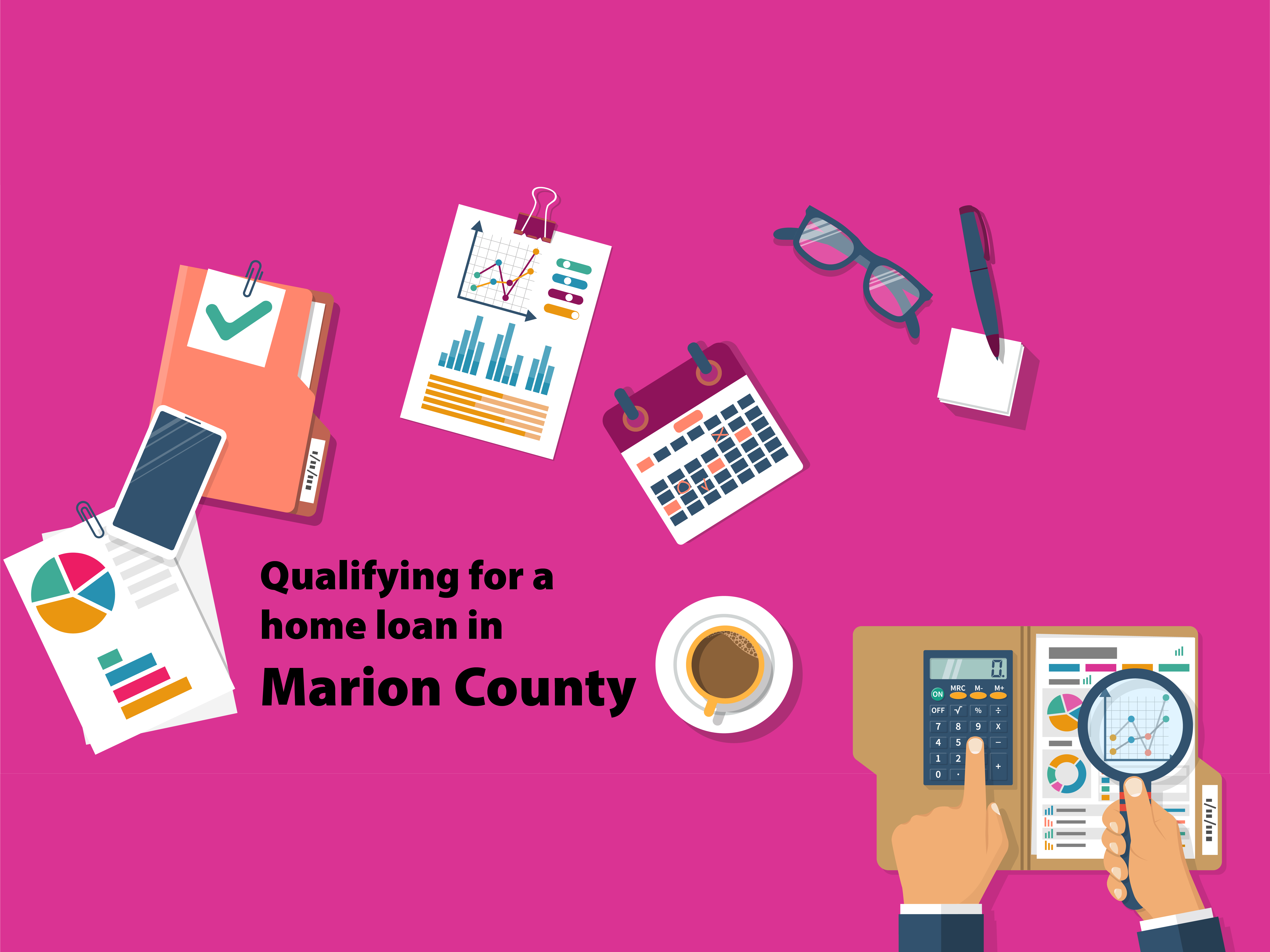Home loan in Marion County