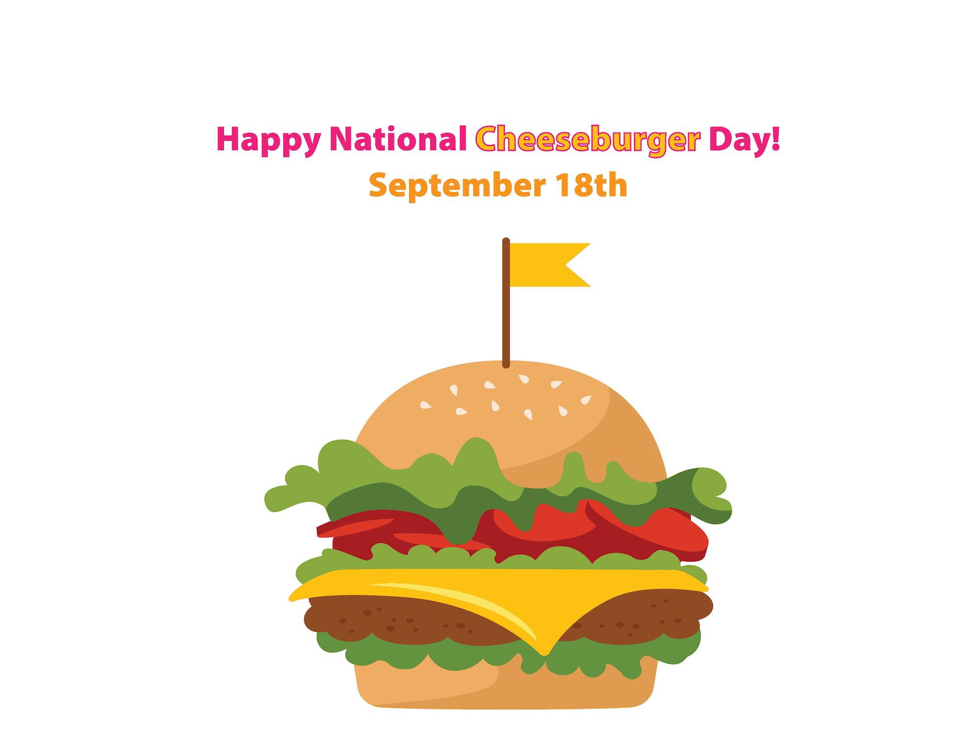 National Cheeseburger Day Morgantown